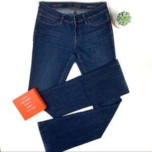 """DL1961 """"Cindy"""" Slim Boot Med Wash Jeans Size 27"""